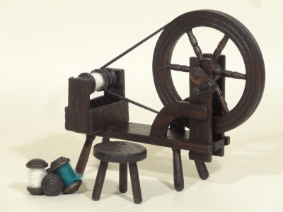 1/12th Scale Wool Winder