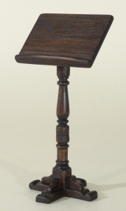 1/12th Scale Lectern