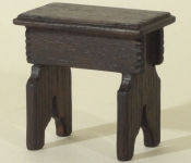 1/12th Scale Solid Stool