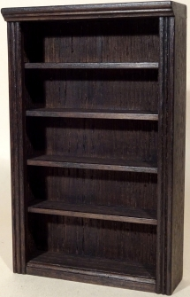 1/12th Scale Tall Bookcase